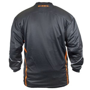 Goalkeeper jersey EXEL S100 GOALIE JERSEY black / orange, Exel