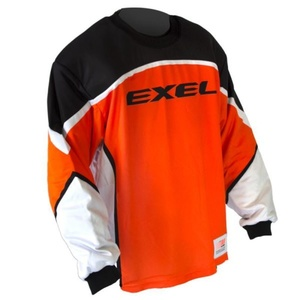 Goalkeeper jersey EXEL S100 GOALIE JERSEY orange / black, Exel