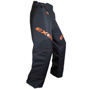 Golmanské pants EXEL S60 GOALIE PANT junior black / orange, Exel