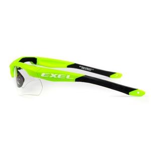 Protective glasses EXEL X100 EYE GUARD junior green, Exel