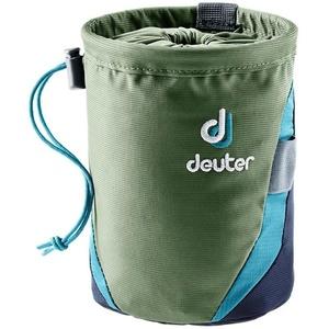 Bag to magnesium Deuter Gravity Chalk Bag I L khaki-navy, Deuter