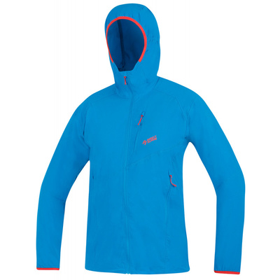 Jacket Direct Alpine Dru light ocean / brick, Direct Alpine
