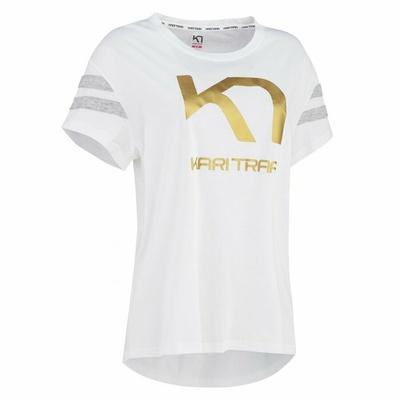 T-shirt Kari Traa Vilde Tee Bwhite