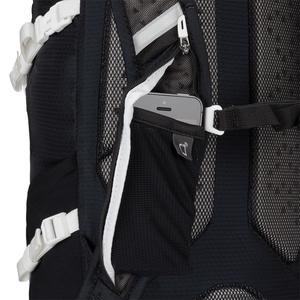 Backpack MAMMUT Lithium Speed 20 dragon fruit black, Mammut