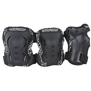 Protectors Tempish fid 3 set Black, Tempish