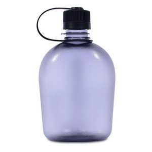Bottle Pinguin Tritan Flask 0,75L grey, Pinguin