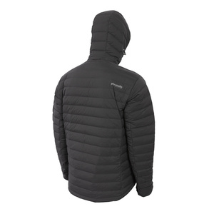 Jacket Pinguin Summit men jacket black, Pinguin