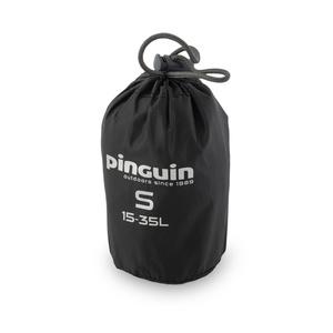 Raincoat to backpack Pinguin Raincover S 15-35l black, Pinguin