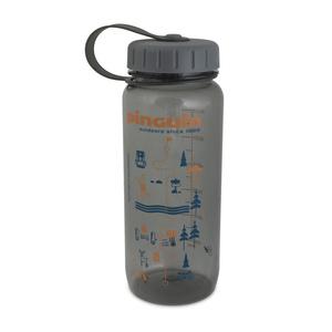 Bottle Pinguin Tritan Slim Bottle Grey 2020 650 ml, Pinguin