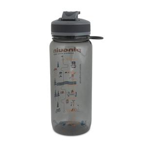 Bottle Pinguin Tritan Sports Bottle 0,65L grey, Pinguin