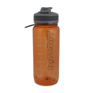 Bottle Pinguin Tritan Sports Bottle 0,65L orange, Pinguin
