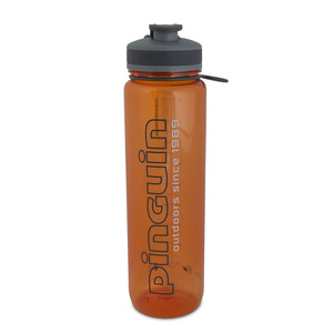 Bottle Pinguin Tritan Sports Bottle 1,0L orange, Pinguin