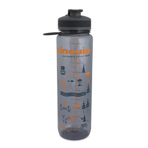 Bottle Pinguin Tritan Sports Bottle 1,0L grey, Pinguin
