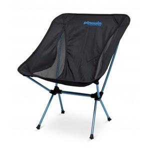 Chair Pinguin Pocket Chair Black / Blue, Pinguin