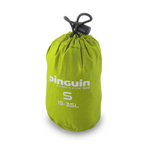 Raincoat to backpack Pinguin Raincover S 15-35l lime, Pinguin