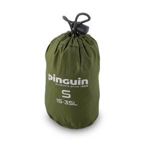 Raincoat to backpack Pinguin Raincover S 15-35l khaki, Pinguin