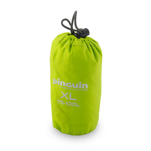 Raincoat to backpack Pinguin Raincover XL 75-100l lime, Pinguin