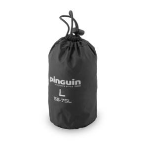 Raincoat to backpack Pinguin Raincover L 55-75l black, Pinguin