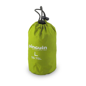 Raincoat to backpack Pinguin Raincover L 55-75l lime, Pinguin
