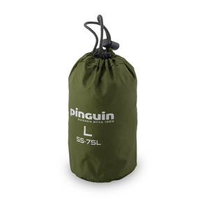 Raincoat to backpack Pinguin Raincover L 55-75l khaki, Pinguin