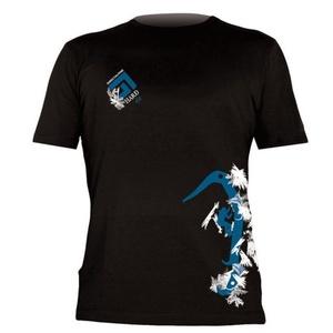 T-Shirt Direct Alpine Flash black (hardcore), Direct Alpine