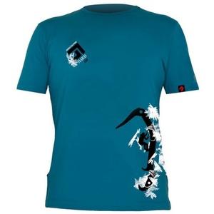 T-Shirt Direct Alpine Flash petrol (hardcore), Direct Alpine