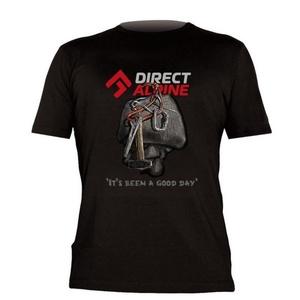 T-Shirt Direct Alpine Flash black ((i'sbeenagoodday), Direct Alpine