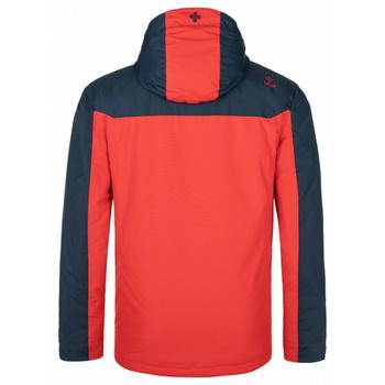 Men ski jacket Kilpi FLIP-M Red, Kilpi