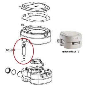 Spare pump for toilet Campingaz Portable Flush Small 81050, Campingaz
