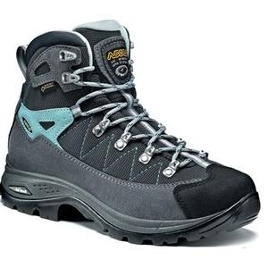 Shoes Asolo Finder GV ML gray / gunmetal / pool side A177, Asolo