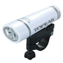 Light Topeak White Lite HP Focus White TMS039W, Topeak