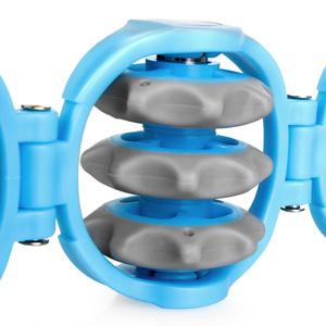 Belt with massage cylinders Spokey LUAN, Spokey