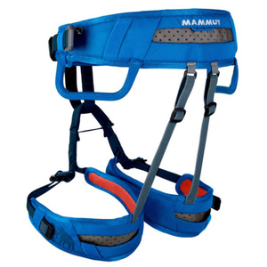 Children sitting time job MAMMUT Ophir Kids dark cyan, Mammut