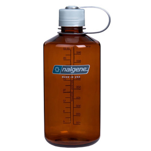 Bottle NALGENE Narrow Mouth 1000ml Rustic Orange, Nalgene