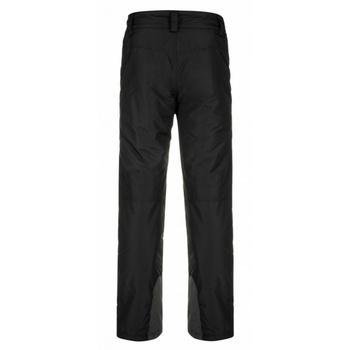 Men's skiing trousers Kilpi GABONE-M Black, Kilpi
