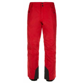 Men's skiing trousers Kilpi GABONE-M Red, Kilpi