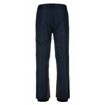 Men's skiing trousers Kilpi GABONE-M dark blue, Kilpi
