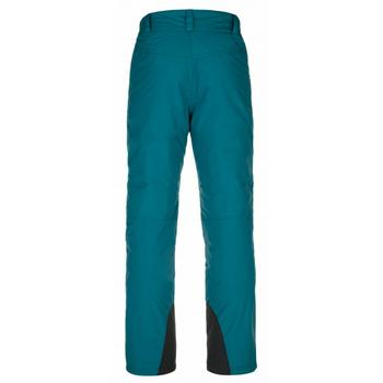 Men's skiing trousers Kilpi GABONE-M turquoise, Kilpi