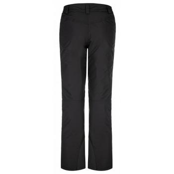 Women's ski trousers Kilpi GABONE-W Black, Kilpi