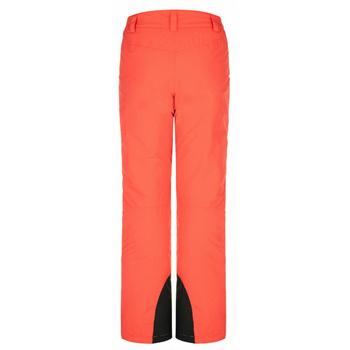 Women's ski trousers Kilpi GABONE-W coral, Kilpi