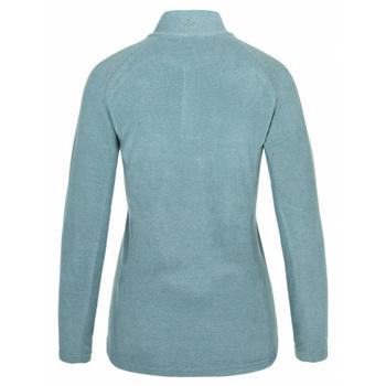 Women's fleece mikina Kilpi ALMERI-W light blue, Kilpi