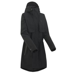 Women's waterproof coat Kari Traa Gjerald L Black, Kari Traa