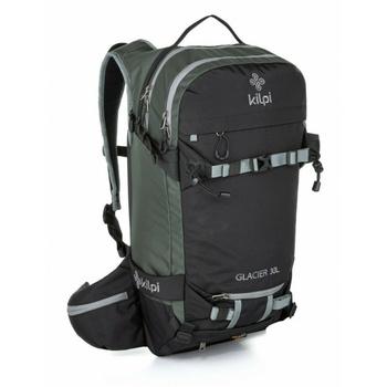 Freeride backpack Kilpi GLACIER-U dark grey, Kilpi