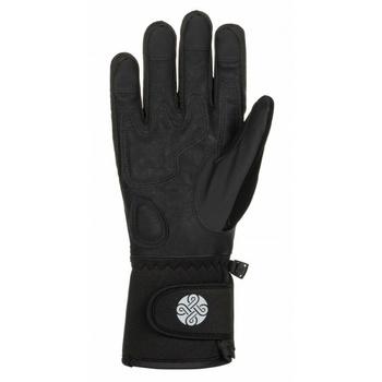 Unisex ski gloves Kilpi GRANT-U Black, Kilpi