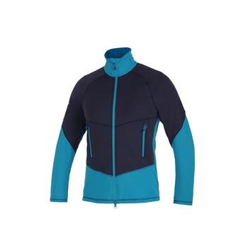 Sweatshirt Direct Alpine Grid indigo / ocean
