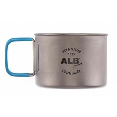 Mug Alb Titan Basic 0,5L 0666, ALB