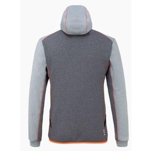 Sweatshirt Salewa SOLID LOGO DRY M FUL L-ZIP HOODY 27404-3986, Salewa