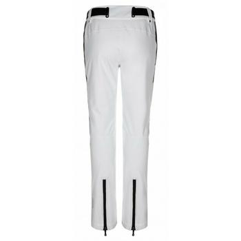 Women's ski trousers Kilpi HANZO-W white, Kilpi