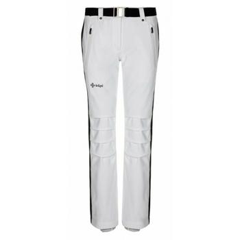 Women's ski trousers Kilpi HANZO-W white