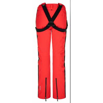Women's ski trousers Kilpi HANZO-W Red, Kilpi